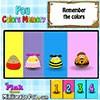 Pou Colors Memory