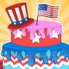 4th of July Cake Surprise