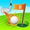 Flying Golf