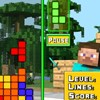 Minecraft Tetris A Free Puzzles Game
