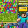Minecraft Bubble A Free Puzzles Game