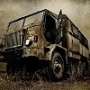 Old Military Truck Jigsaw