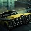 Classic Taxi Jigsaw