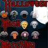 Halloween Mask Matching
