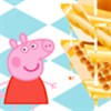 Peppa Pig decorated bakery