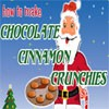 How to Make Chocolate Cinnamon Crunchies