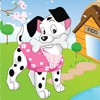 Cute Puppy Dress Up