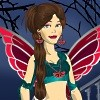 Dark Fairy Delilah Dress Up A Free Dress-Up Game