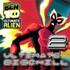 Ben10 Ultimate bigchill action