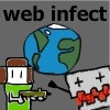 Web Infect: world domination