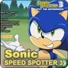 Sonic Speed Spotter 3