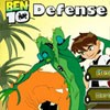 awesome ben 10 defen game