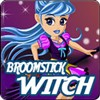 Broomstick Witch A Free Dress-Up Game