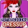 Goth Wedding Dress Up