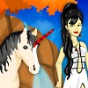 Cute Zoe And Mystical A Free Dress-Up Game