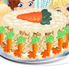 Bunnies Carrot Cake