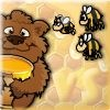 Bear vs Bee A Free Puzzles Game