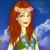 Hawaiian Luau Dress Up A Free Dress-Up Game
