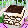 Tiramisu Cake Baking