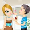 Valentine Kissing Couple A Free Dress-Up Game