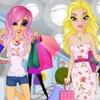 Shopping Trio