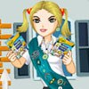 Girl Scout Cookies A Free Dress-Up Game