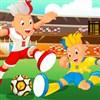 EURO 2012 Mascot dress up