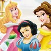 Disney Princess - Find the Differences