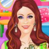 Funky Fun Make Up A Free Dress-Up Game