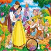 Princess Snow White Hidden Stars
