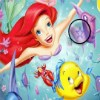 Princess Ariel Hidden Stars A Free Puzzles Game