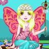Beautiful Butterfly Girl