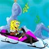 Sponge Bob Sled Ride