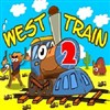West Train 2 A Free Puzzles Game