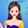 Mermaid Megan Dress Up A Free Dress-Up Game