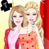 Barbie TV Host A Free Dress-Up Game