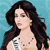 Yara Naoum: Miss Egypt, 2008 A Free Dress-Up Game