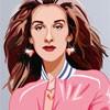 Celine Dion Dressup