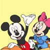 Mickey Mouse and Friends Color