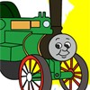 Tjomas: The Tank Engine Color