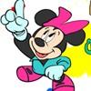 Minnie Mouse Color