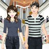 Shopping Couple Dressup