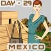 Melinda in Mexico