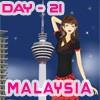 Melinda in Malaysia