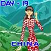 Melinda in China