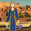 Melinda in Morocco