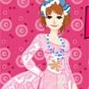 Peppy Retro Girl Dressup