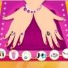Magical Diamond Nails