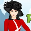 Peppy Patriotic Denmark Girl A Free Dress-Up Game