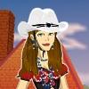 Cowgirl LuLu DressUp